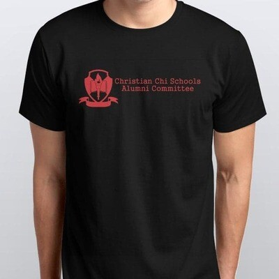 Christian Chi Schools Alumni Committee T Shirt Orders  (1 Color Screen Print T Shirts)