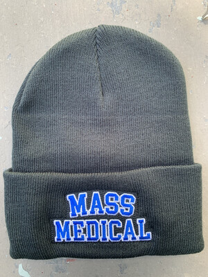 Mass Medical Strains Winter Hat