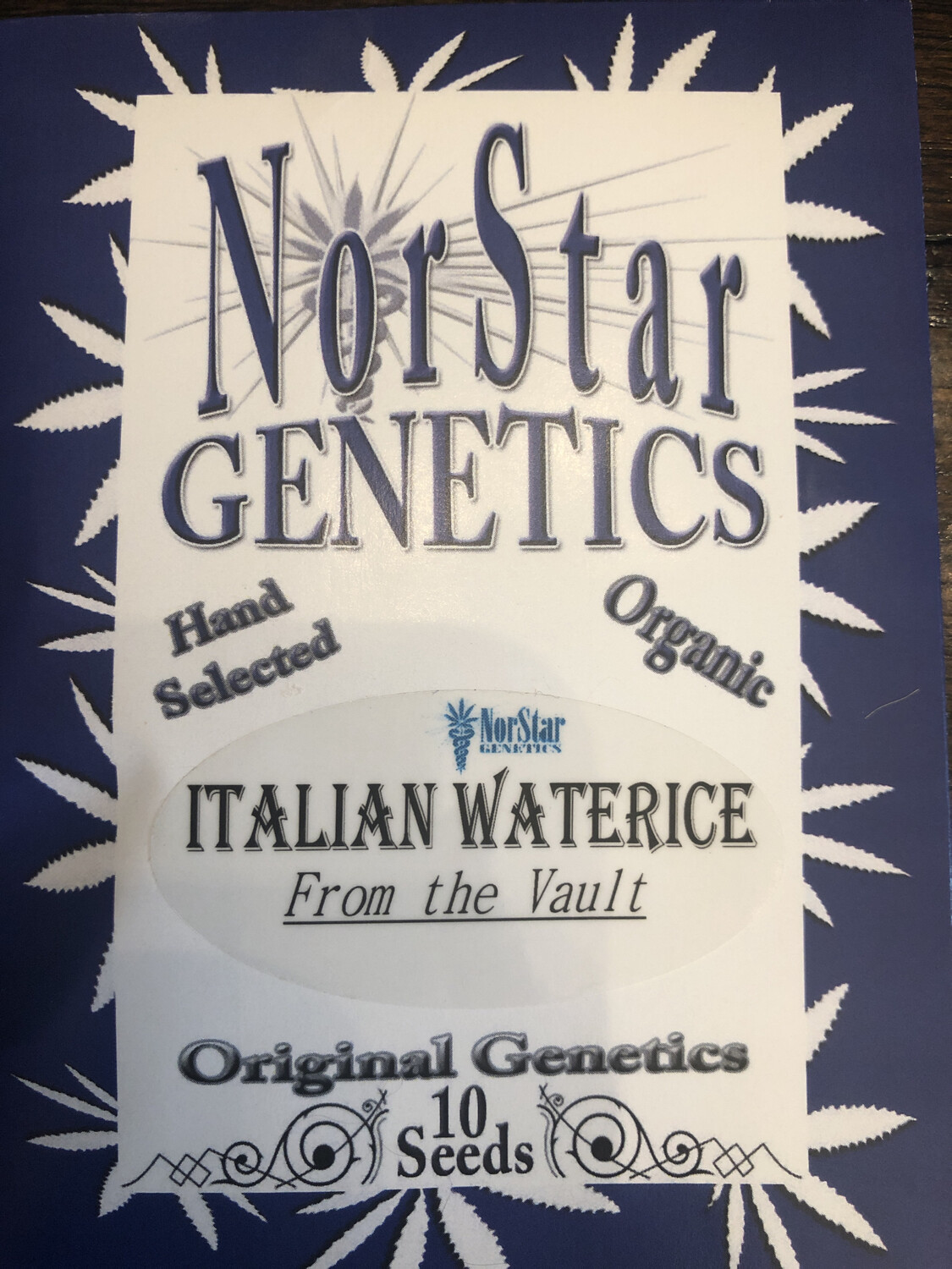 NorStar Genetics Italian Water Ice