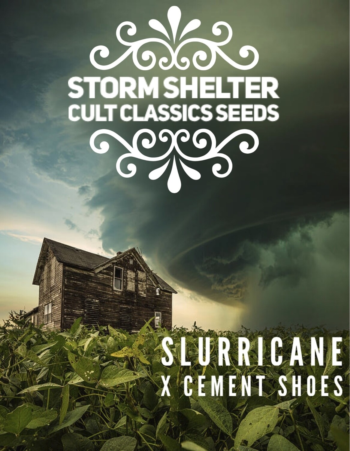 Cult Classics Seeds Storm Shelter (WGS Exclusive)