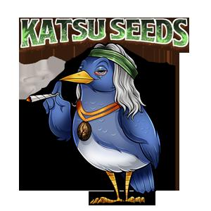 Katsu Seeds Sleeping Rhino