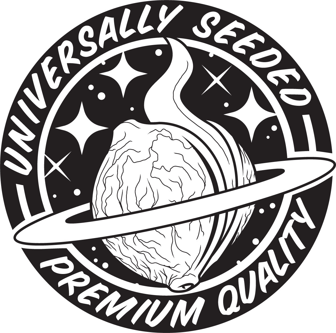 Cult Classics Seeds-Universally Seeded Moon Shoes