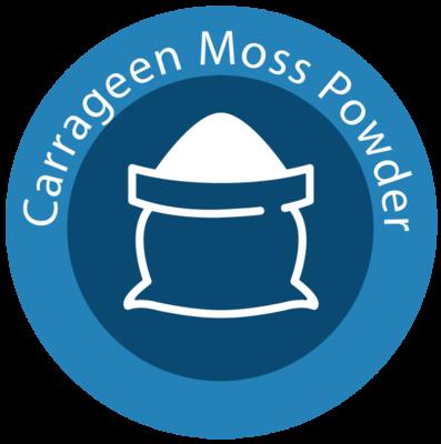 Carrageen Moss Powder