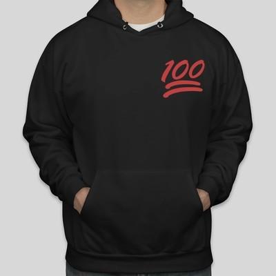 Tortas Al 100 Hoodie