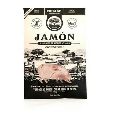 Jamón Con Especias x250gr