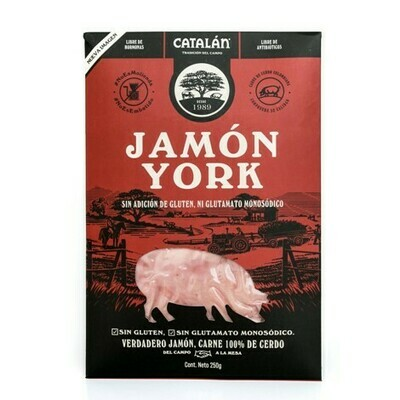 Jamón York x250gr