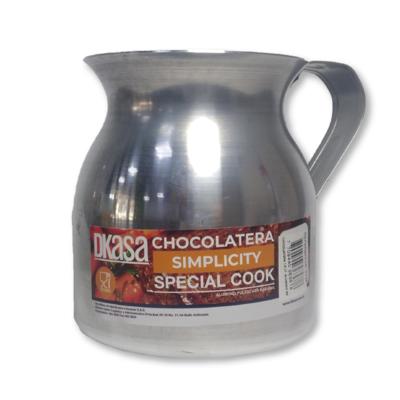 Chocolatera Acero Inox Simplicity 1L Dkasa