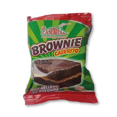 Brownie Caseritas 80g Caseritas