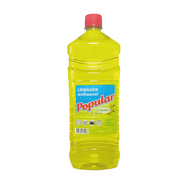 Desinfectante Cintronella 950ml Popular