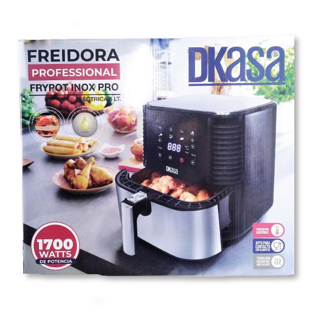 Freidora Professional Frypot 5L Dkasa