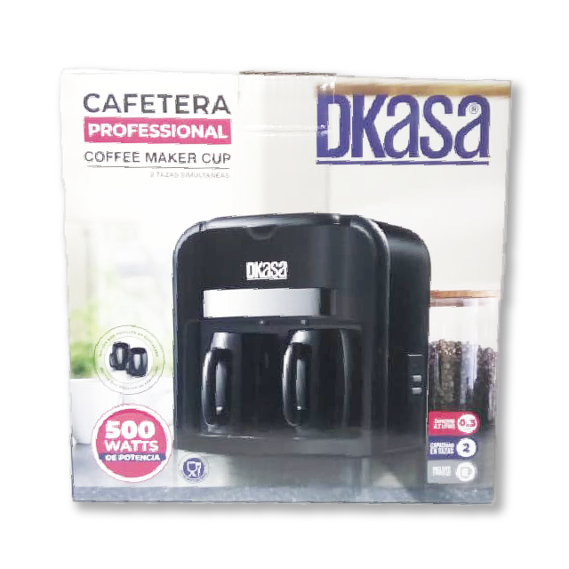 Cafetera Profesional Dkasa