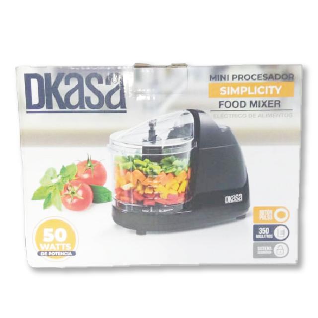 Mini Procesador de Alimentos Dkasa