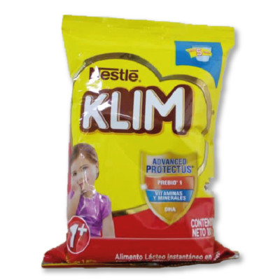 Leche En Polvo 180g Klim Nestle