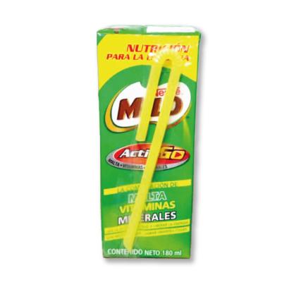 Bebida Milo Liquido Caja 180ml Nestle