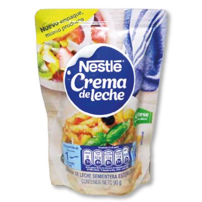 Crema De Leche 90g Nestle