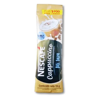 Nescafe Capuccino 19g