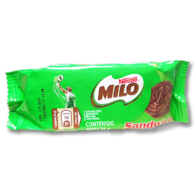 Galletas Milo x4unds Nestle