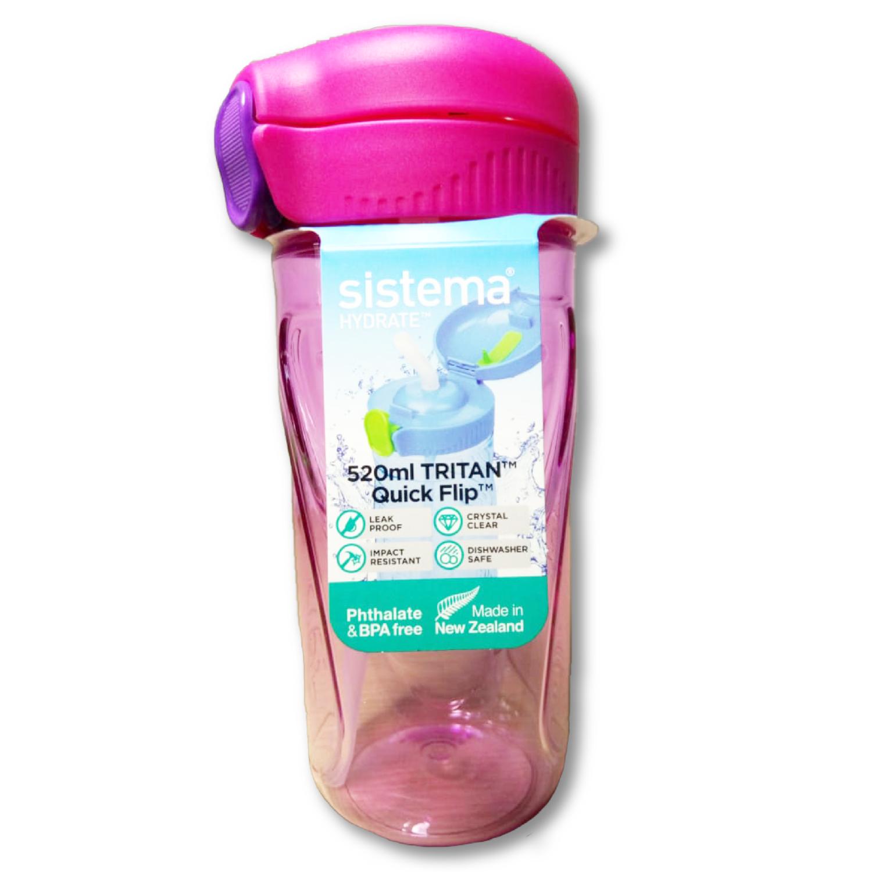 Termo Plástico 520ml Sistema