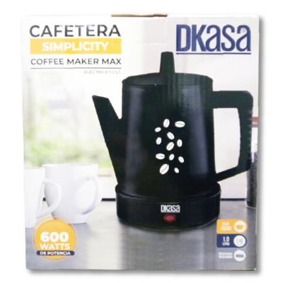 Cafetera Eléctrica 1L Simplicity Dkasa