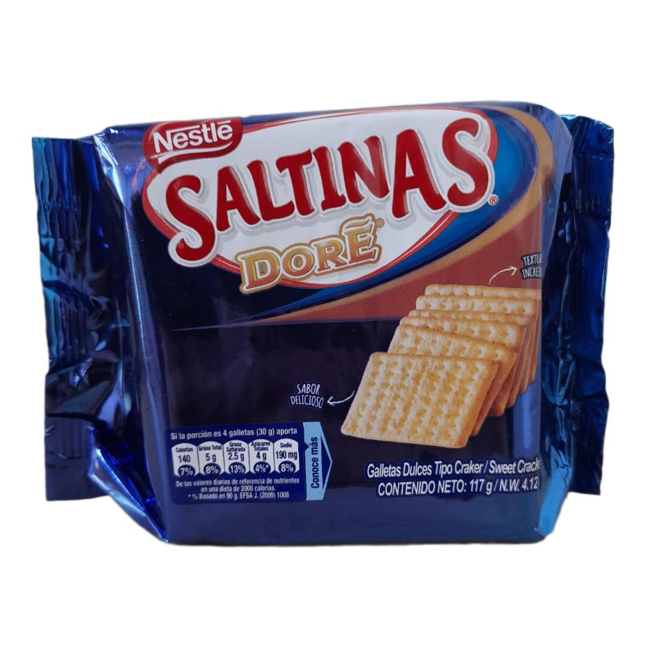 Mini Paquete  Saltin Dore
