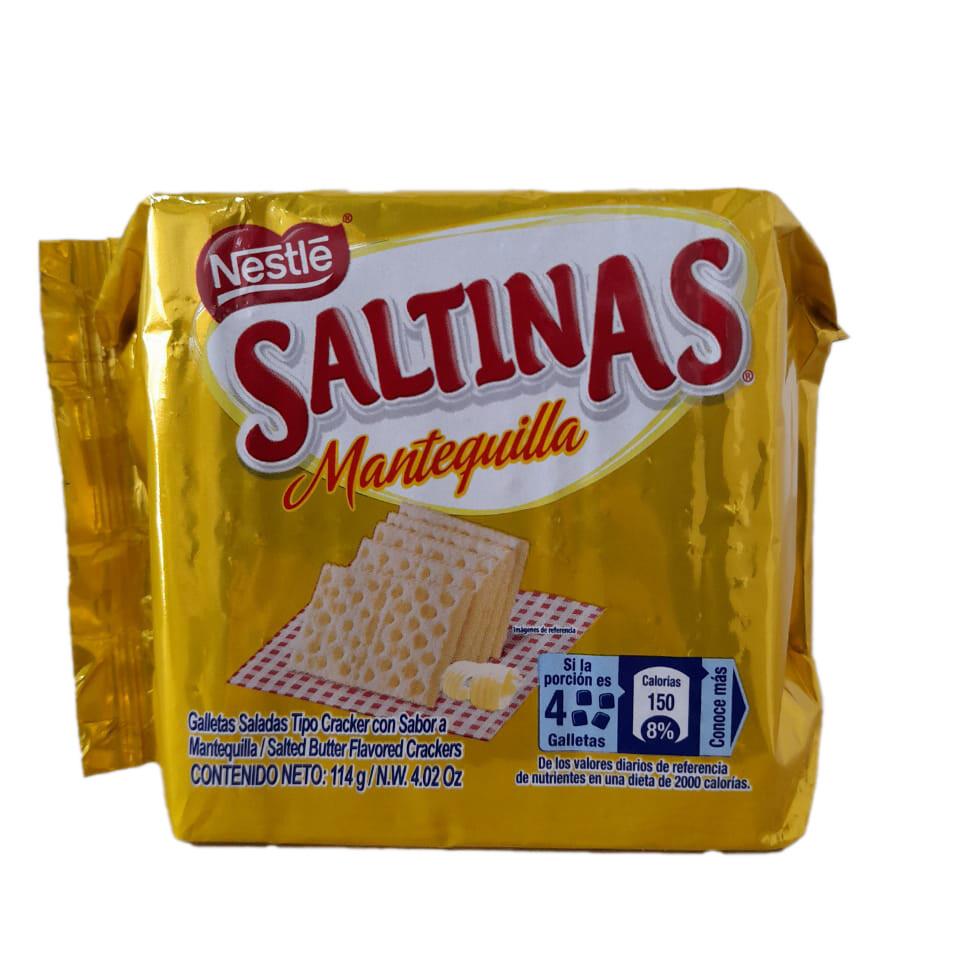 Mini Paquete Saltin  Mantequilla