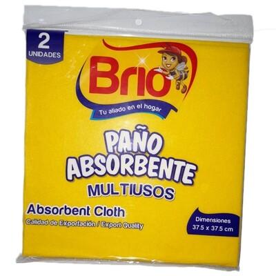 Paño Absorbente Brio Grd