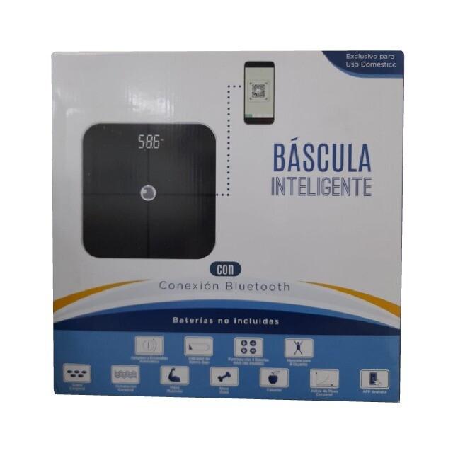Báscula con Bluetooth