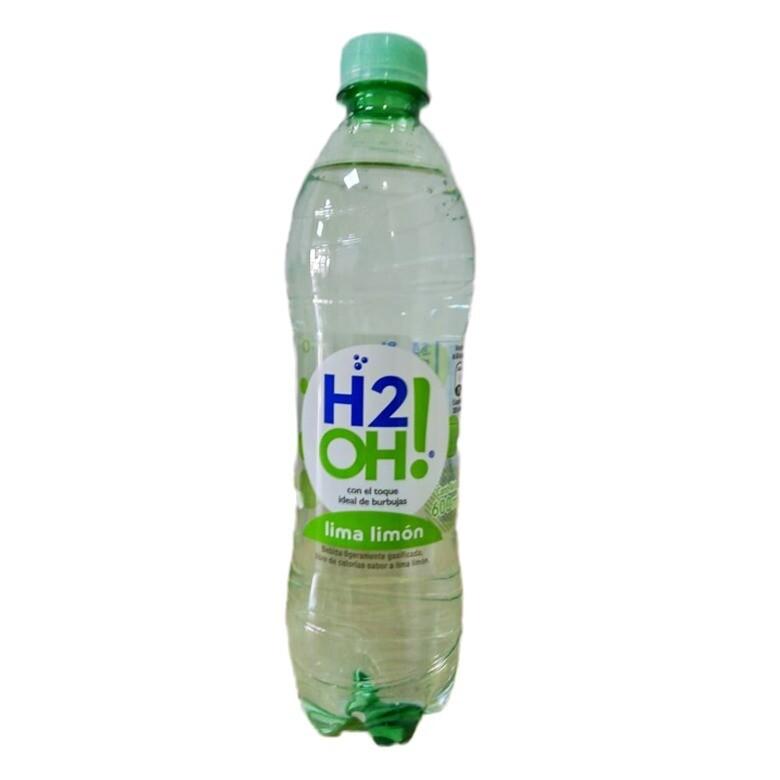 Bebida H2O de 600 ml