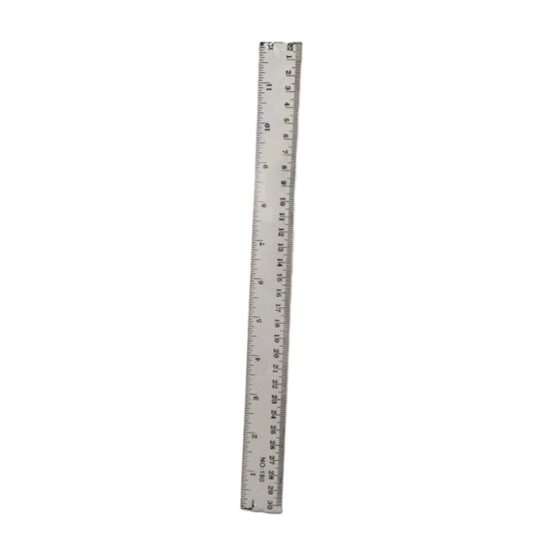 Regla Transparente 30cm