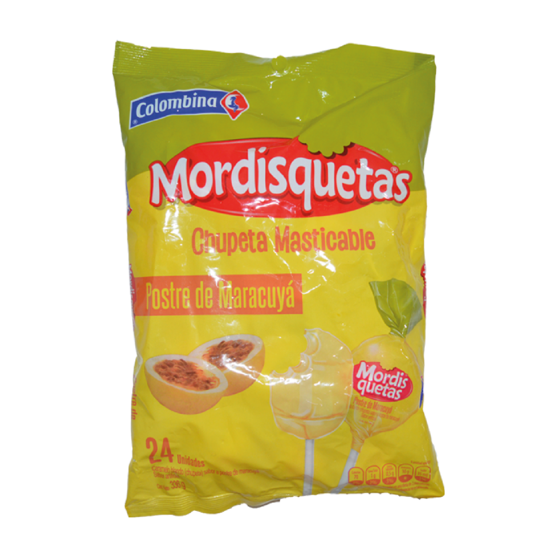 Bon Bon Bum Mordisqueta
