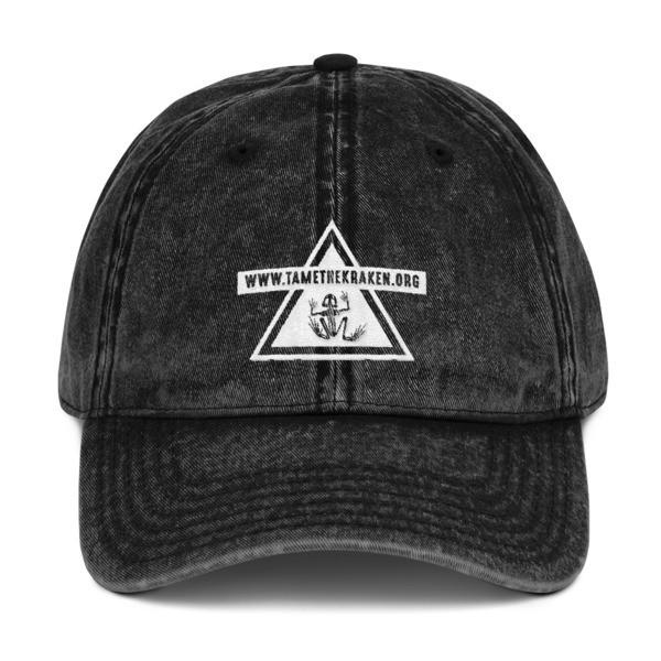TTK Vintage Baseball Cap