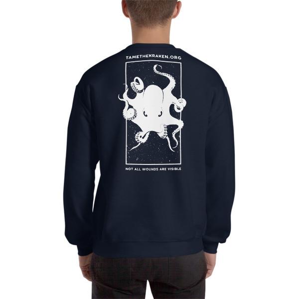 Invisible Wounds Sweatshirt (Dark)