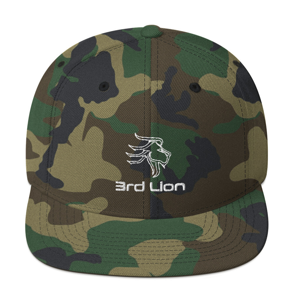 3rd Lion - Snapback Hat
