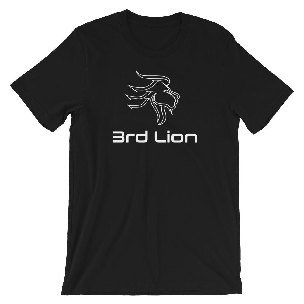 3rd Lion - Short-Sleeve Unisex T-Shirt