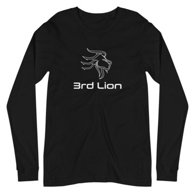 3rd Lion - Unisex Long Sleeve Tee
