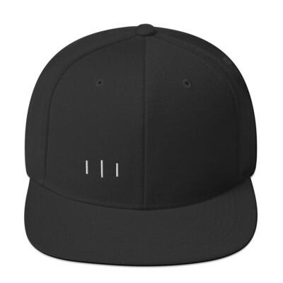 3rd Lion Trinity Logo - Snapback Hat