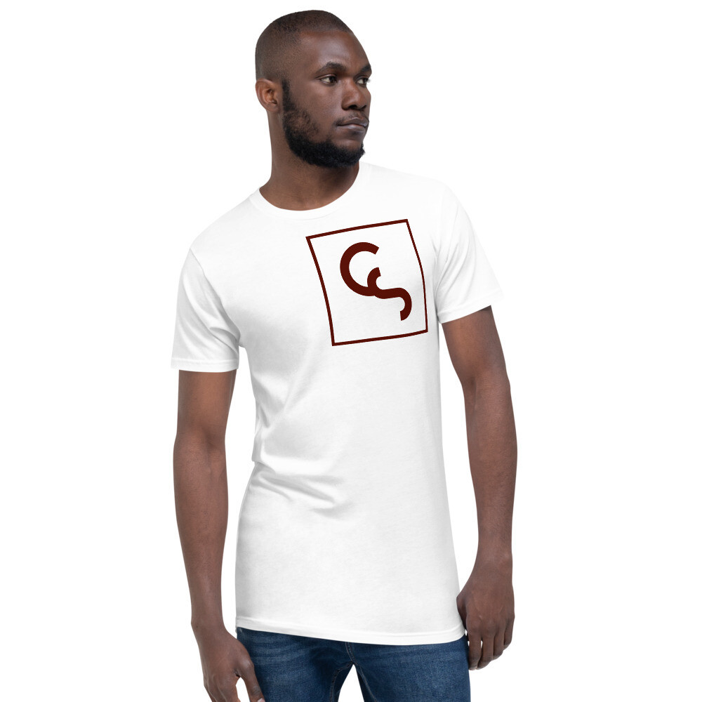 CS Icon - Red - Long Body Urban Tee