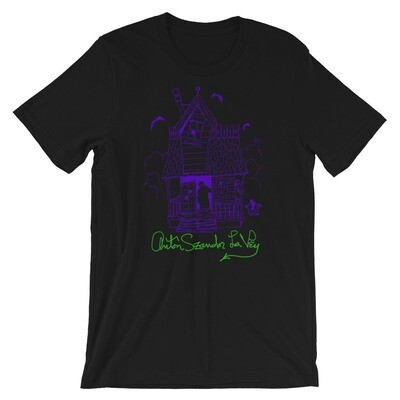 Anton LaVey Haunted House T-Shirt