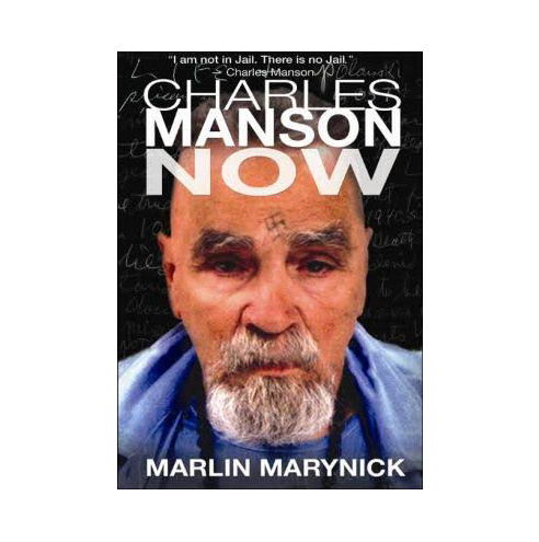 Charles Manson Now SIgned by Stanton LaVey from his Personal Library.