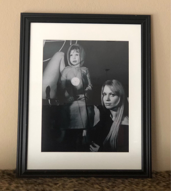 Framed Zeena and Diane LaVey