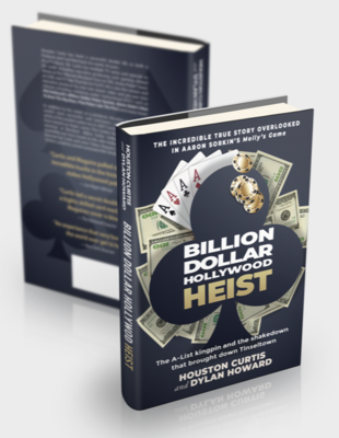 Special Limited Edition Autographed Copy: Billion Dollar Hollywood Heist