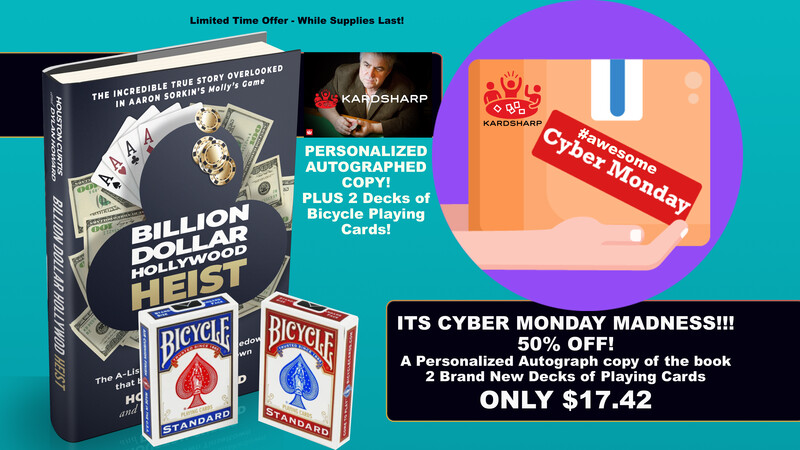 CYBER MONDAY SUPER SAVER VALUE PACKAGE 50% off!