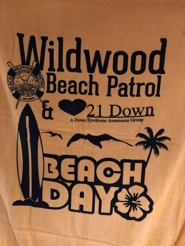 Beach Day Towel