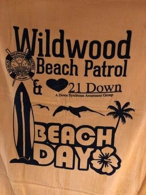 Beach Day Towel