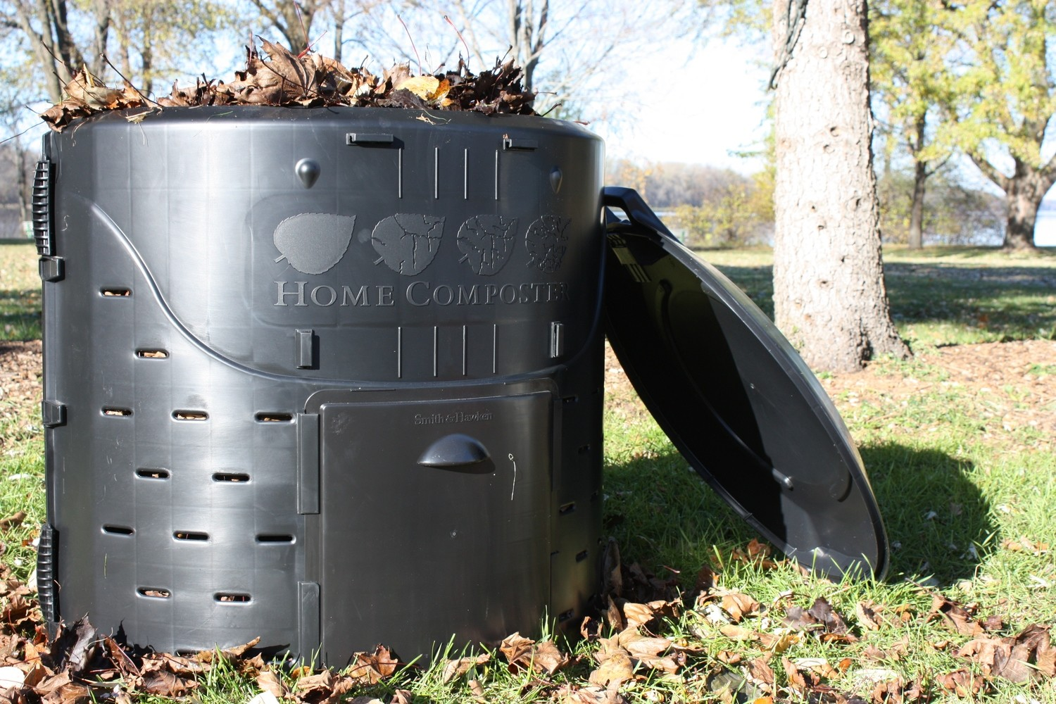 Cities of Brooklyn Center, Brooklyn Park, Crystal, New Hope Home Composter