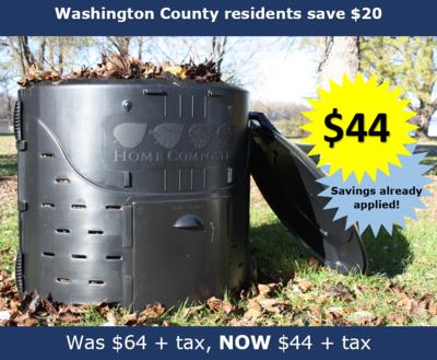 Washington County Home Composter