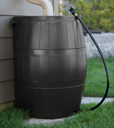 Austin Utilities Black Rain Catcher