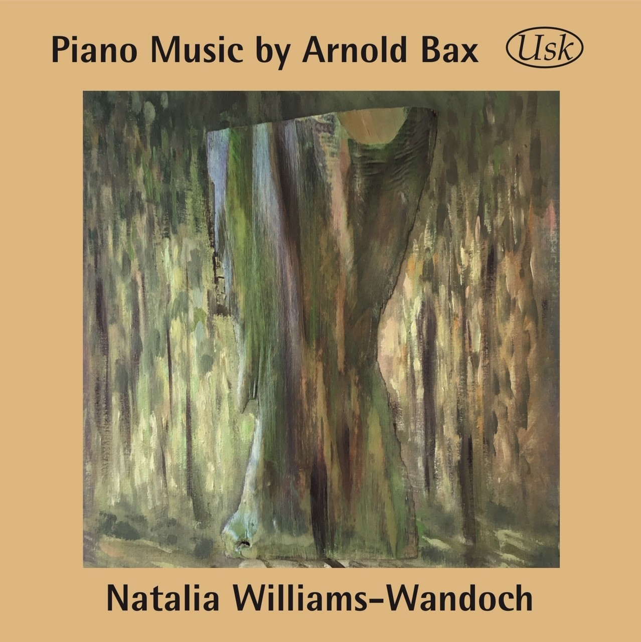 CD - Piano Music by Arnold Bax