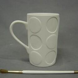 Mug w/Large Dots