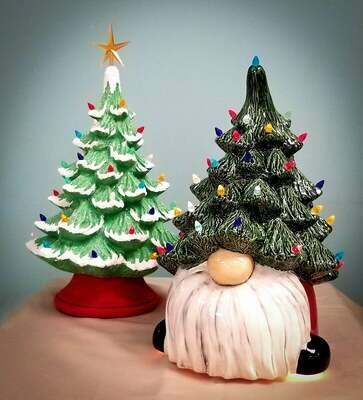 Gnome Christmas Tree